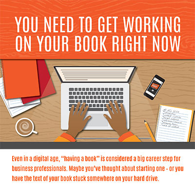 You need to get working on your book 1